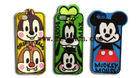Çin Cartoon Style Mobile Phone Silicone Cases apply to Iphone 5 / 5S company
